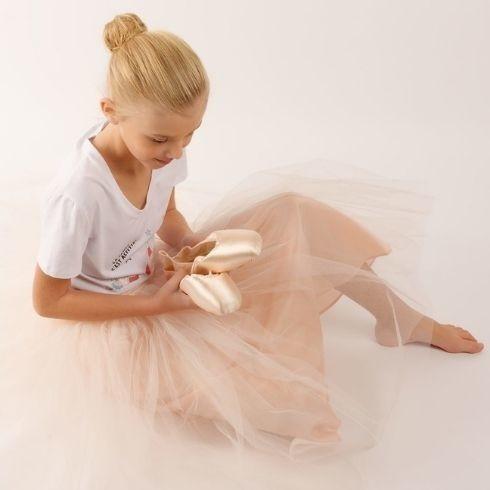 Débardeurs, T-shirts & Pulls de Danse pour Fille - Les Coulisses Showroom